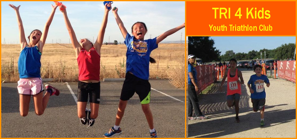 Kid's Triathlon, Youth Fitness | Rocklin, CA